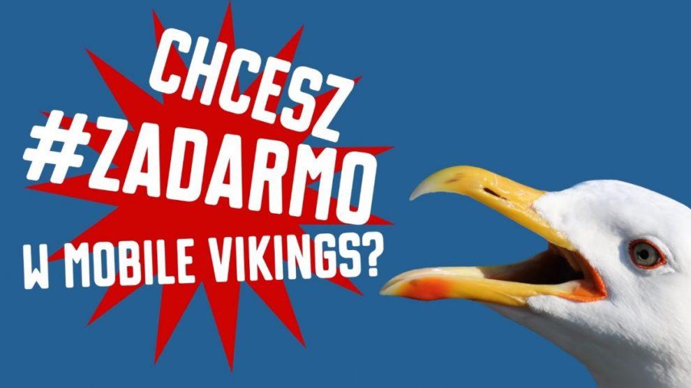 za darmo w Mobile Vikings