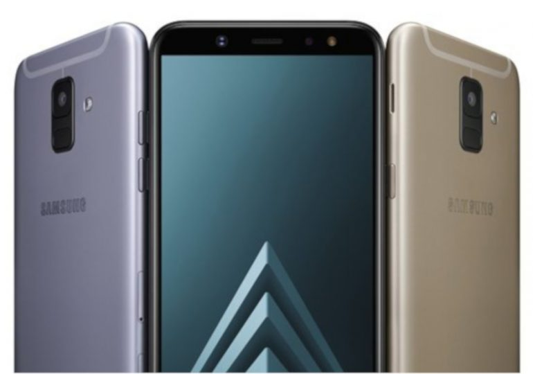 W Orange Samsung Galaxy A6 i A6+ za 0 zł na start!