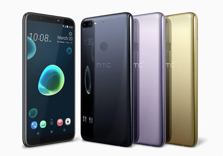 HTC Desire 12 + - dwa w cenie jednego w Play