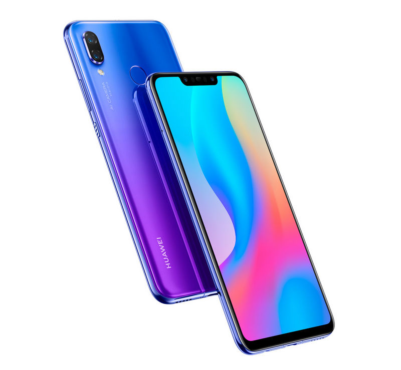 Huawei Nova 3 specyfikacja Premiera