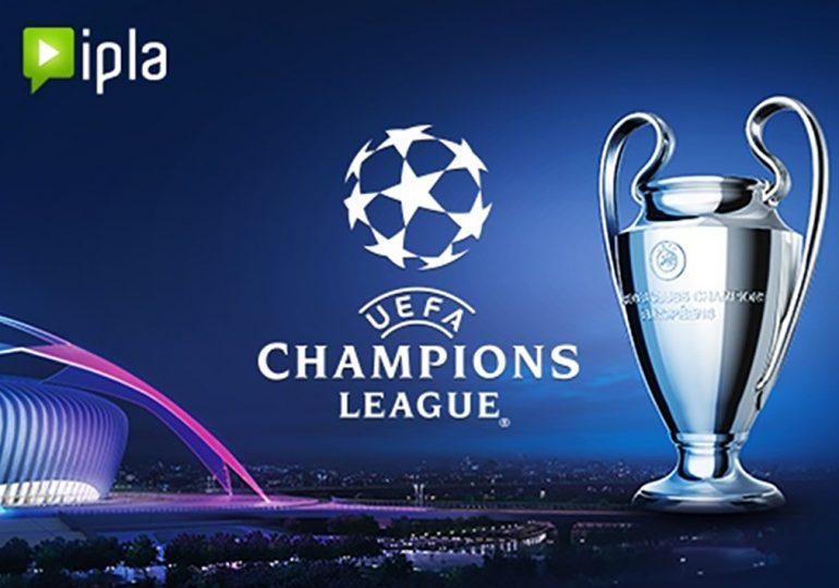 Liga Mistrzów i Liga Europy na żywo i bez reklam w IPLA