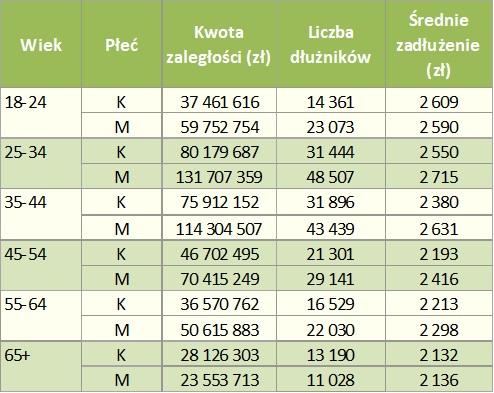Polacy z 750 mln długów telekomunikacyjnych w 2018 2