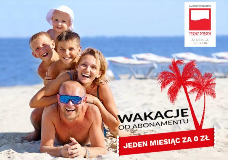 Promocja: Premium Mobile wakacje od abonamentu