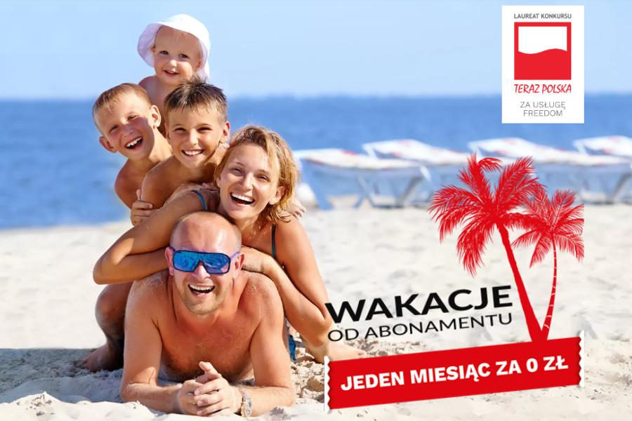 Premium Mobile wakacje od abonamentu