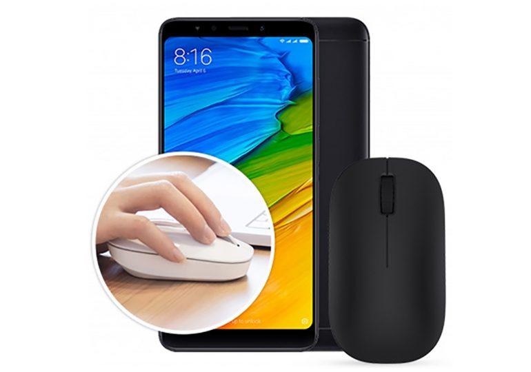 Xiaomi Redmi 5 i myszka Mi Wireless za 1 zł w T-Mobile