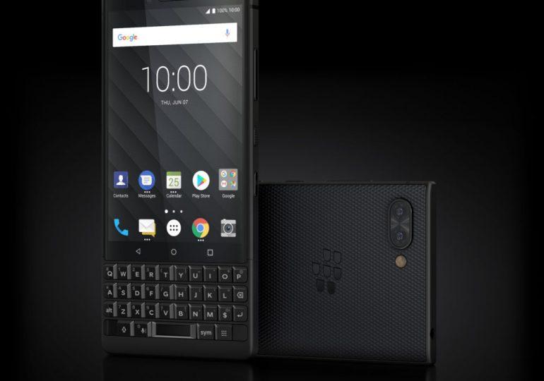 Premiera BlackBerry KEY2 - smartfon z klawiaturą za skromne 3 tys. zł
