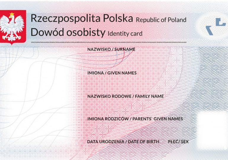 E-dowody w Polsce od marca 2019?