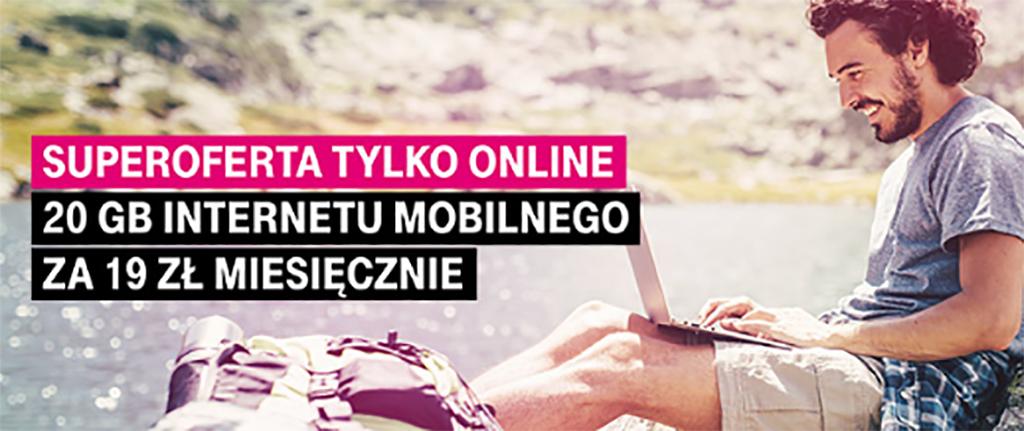 internet mobilny w T-Mobile