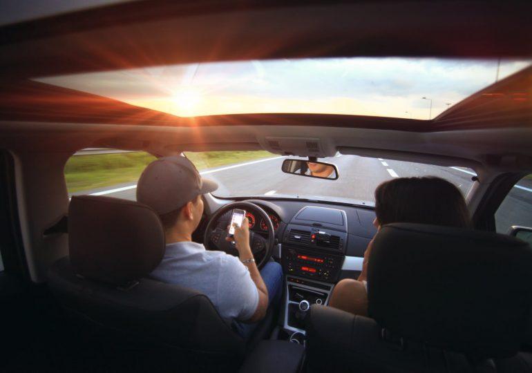 Selfie na drodze? A może zabójcze selfie na drodze?