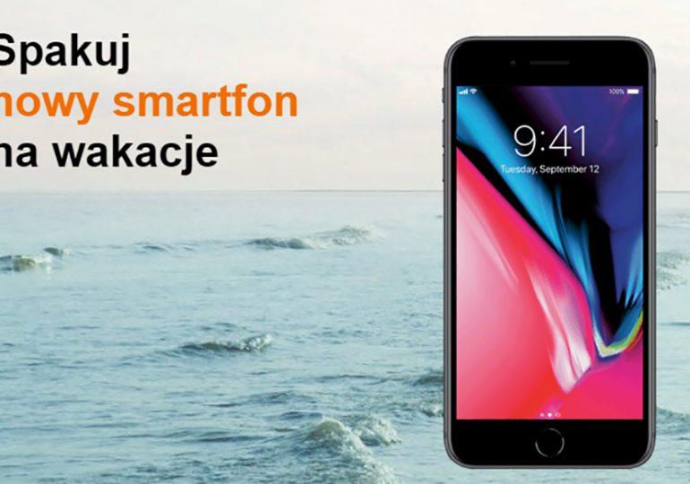 Spakuj nowy smartfon na wakacje, czyli duże zniżki w Orange