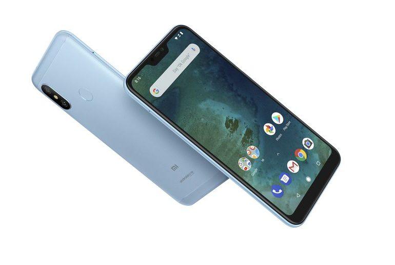 Xiaomi Mi A2 i Mi A2 Lite - specyfikacja i przewidywane ceny