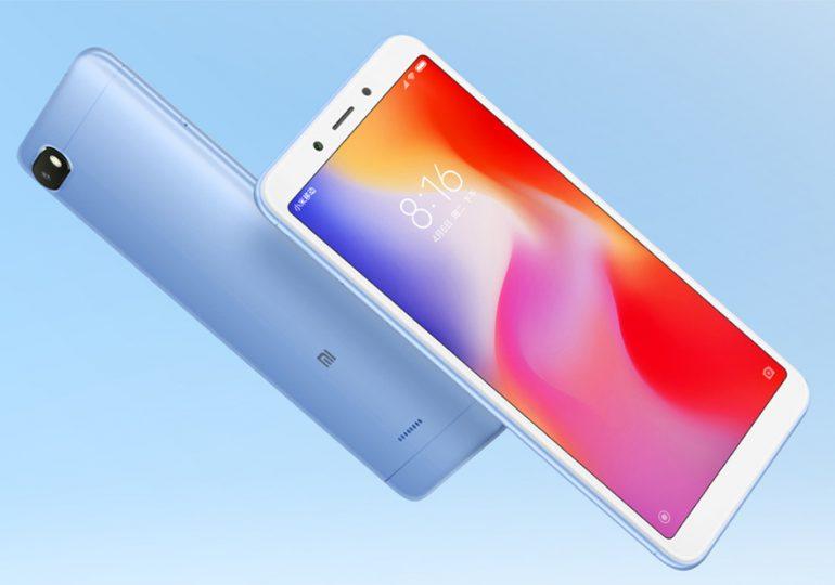 Xiaomi Redmi 6 i 6A kupicie już w oficjalnym sklepie Xiaomi