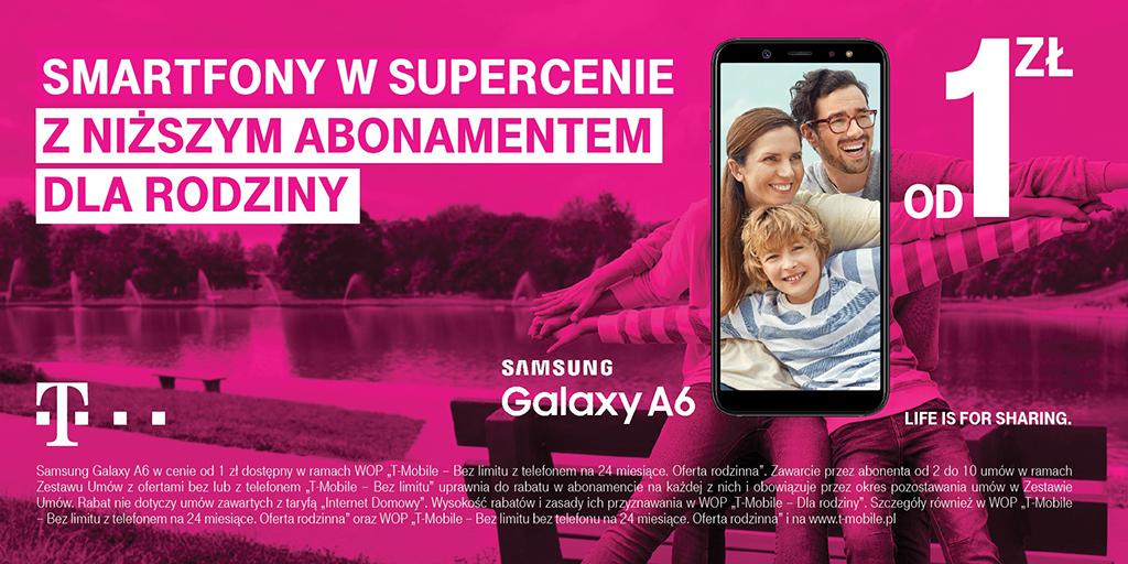 Nowa Elastyczna oferta dla rodzin w T-Mobile