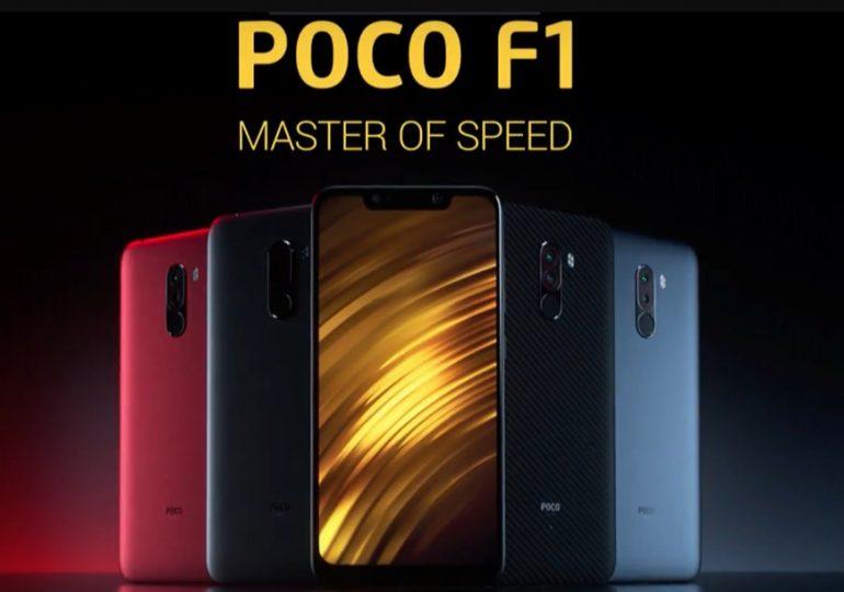 Poco F1 już po premierze w Indiach, teraz nie ma przed nami tajemnic!