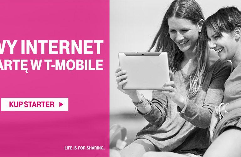 Darmowe GB po doładowaniu w T-Mobile i koniec ciągłych doładowań