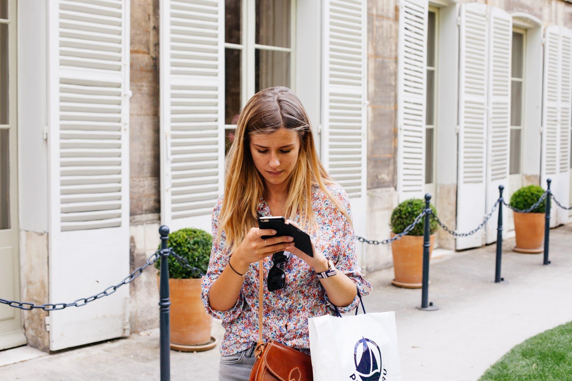 ekran smartfonu