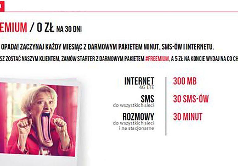 Virgin Mobile kończy z pakietem Freemium