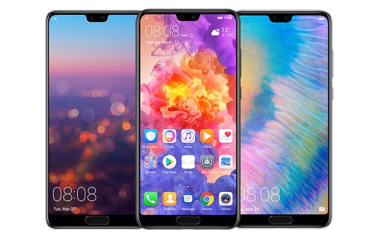 najlepszy smartfon Huawei p20 pro