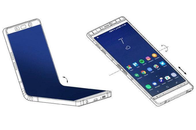 składany Samsung