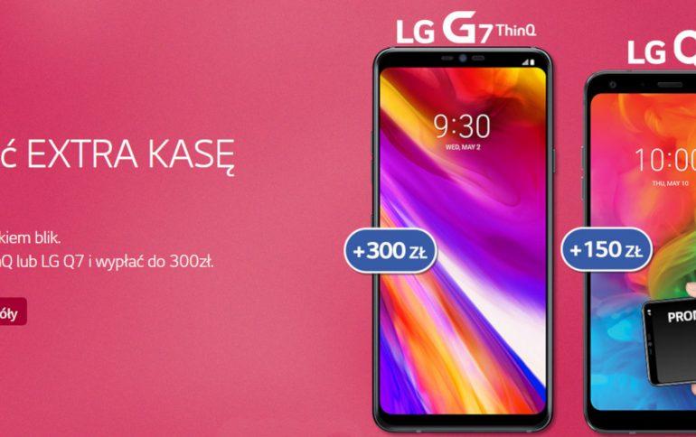 Kup LG G7 ThinQ, a dostaniesz ekstra 300 zł