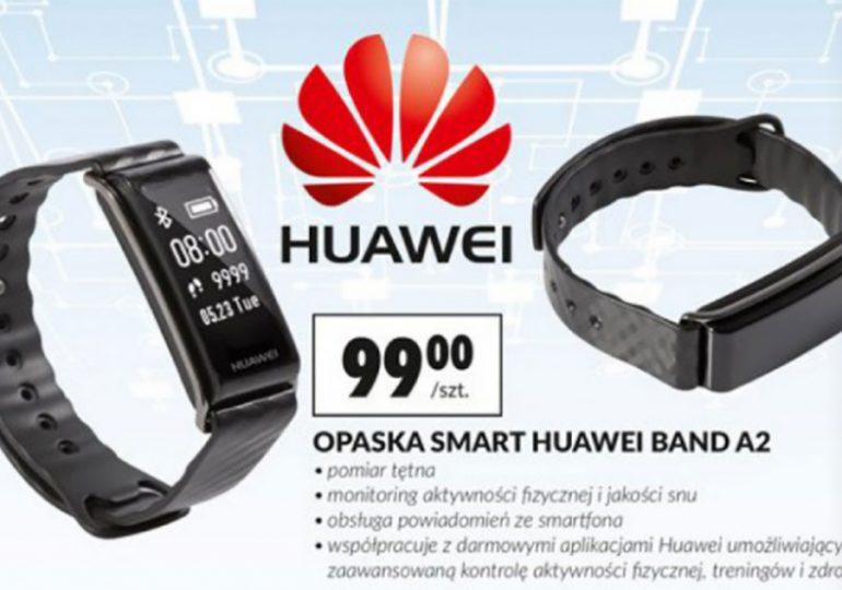 Od 13 września Huawei Band A2 w Biedronce za 99 zł!