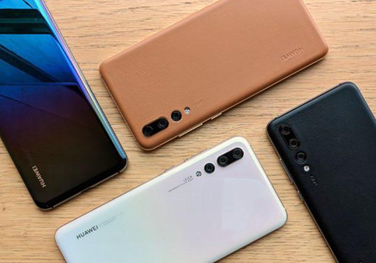 Huawei P20 i P20 Pro sprzedają się jak świeże bułeczki
