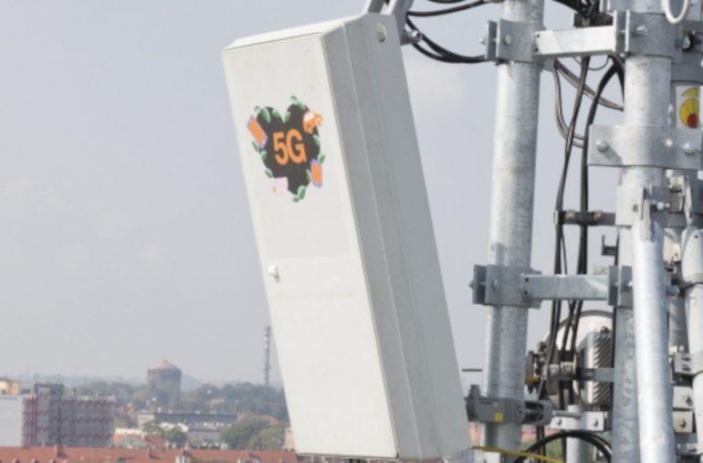 Orange testuje 5G w Gliwicach, a mieszkańcy szykują protest