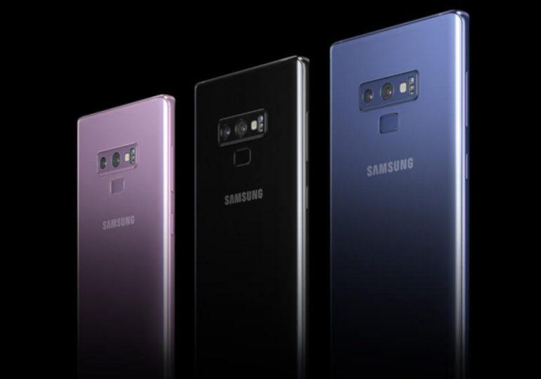 Płonący Galaxy Note 9! Samsung rozpala nie tylko wyobraźnię...