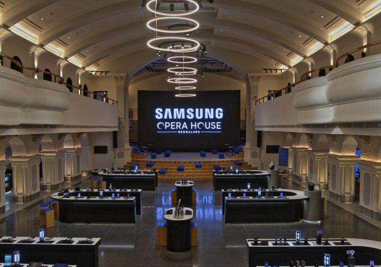Samsung Opera House - największe centrum doświadczeń mobilnych