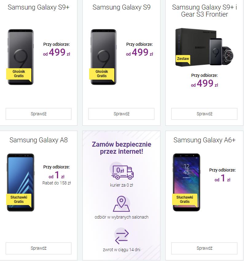 Samsung w Play