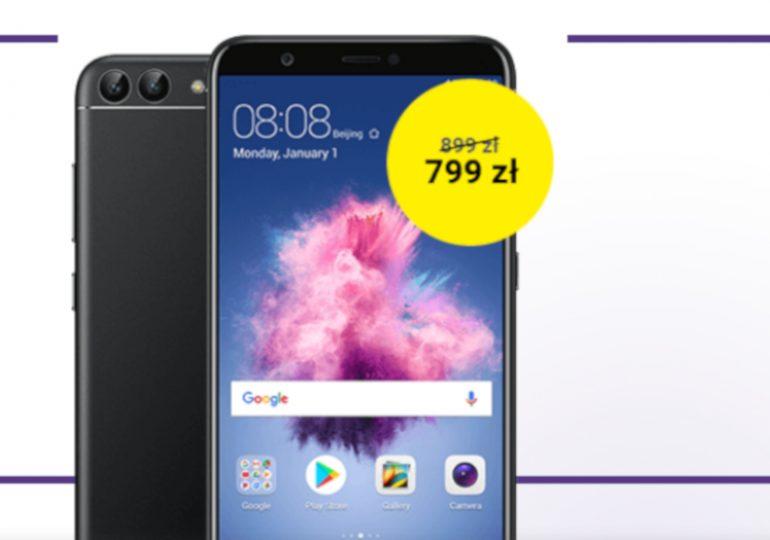 Telefon tygodnia w Play - Huawei P Smart