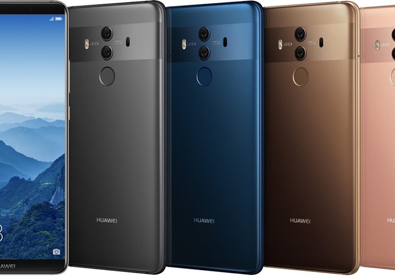 Android Pie trafi na Huawei Mate 10 Pro