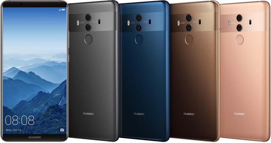 Android Pie trafi na Huawei