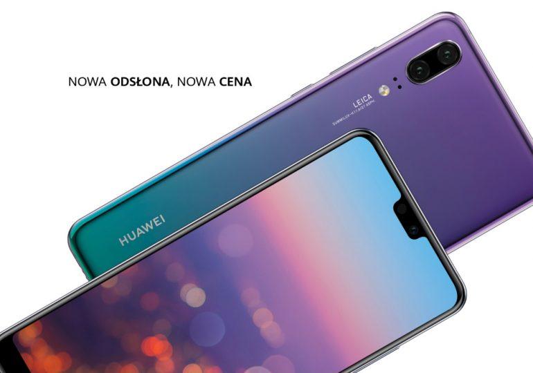 """Promocja Huawei, czyli """"Weekendowy strzał cenowy"""""""