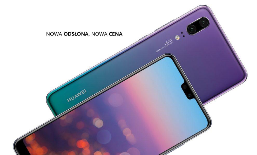 Promocja Huawei