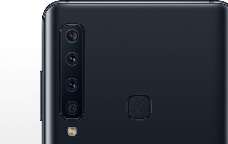 Samsung Galaxy A9 i jego cztery oczy...