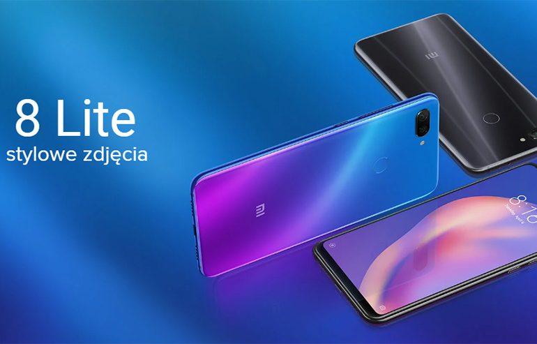Xiaomi Mi 8 Lite w Europie, czy warto będzie go kupić?