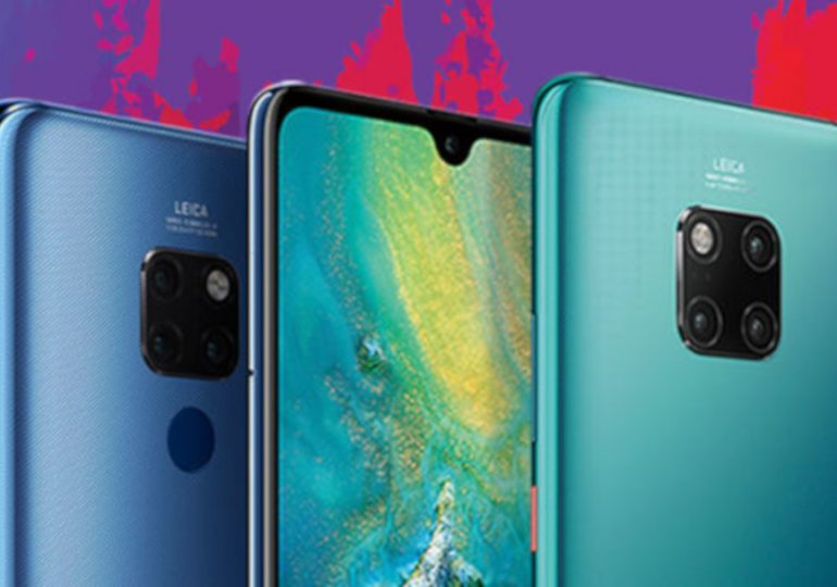 Ceny Huawei Mate 20 Pro w Play