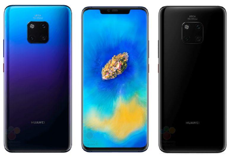 Huawei Mate 20 i Mate 20 Pro będzie drogi...