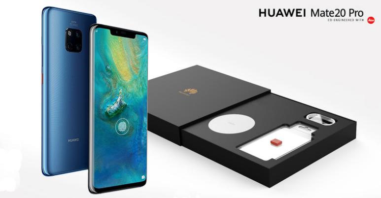 huawei mate 20 Pro w Plusie