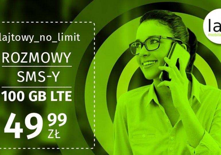 Nowy No limit w Lajt mobile