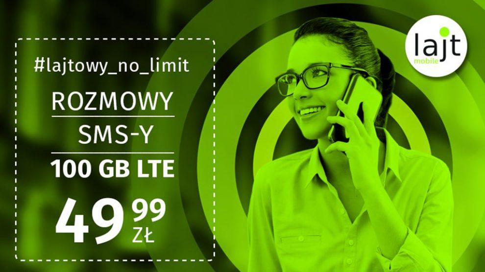 no limit w lajt mobile