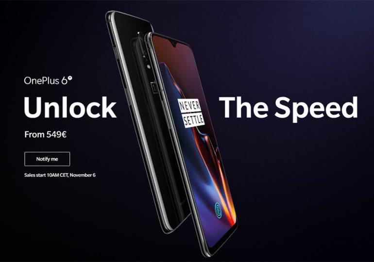 Premiera OnePlus 6T za nami. Mamy świetny smartfon w dobrej cenie!