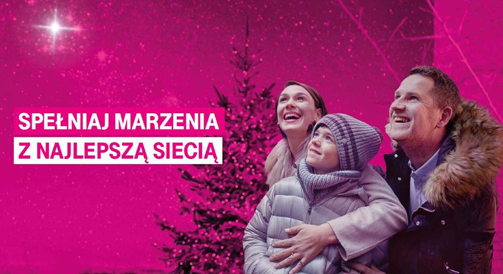 świąteczne promocje w T-Mobile