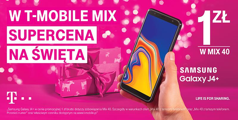 Galaxy j4+ w T-Mobile