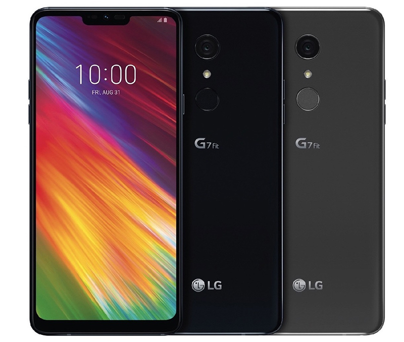 LG g7 fit przód, tył