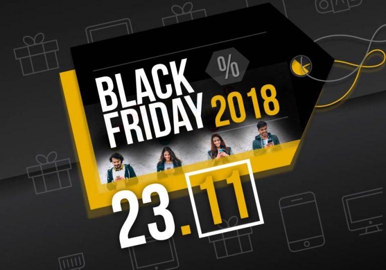 Black Friday 2018 - aktualizacja
