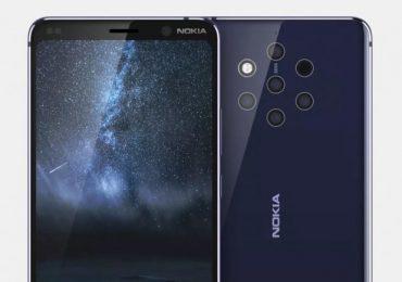 Nokia 9 i nowe rendery 360°