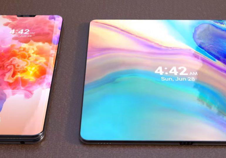 Składany Huawei Mate X skończony i gotowy do prezentacji