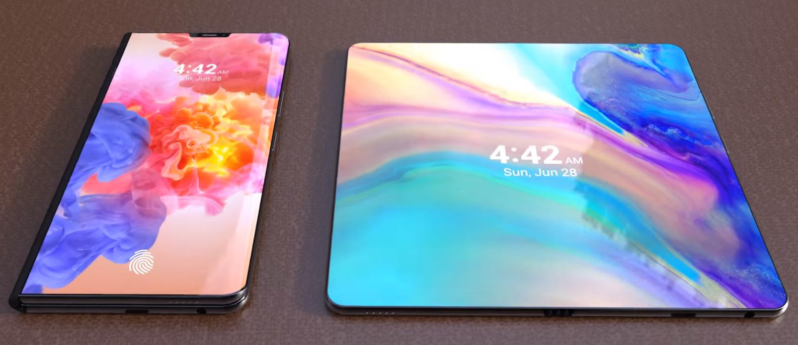 składany Huawei